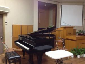 大久保教会音楽教室